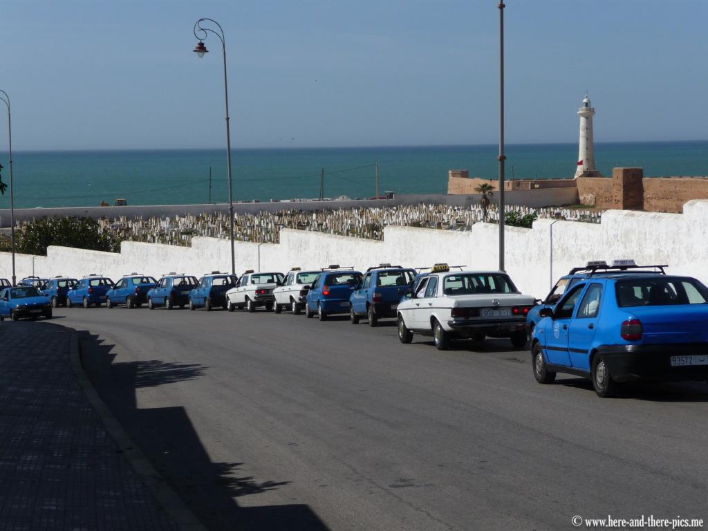 Rabbat, Morocco