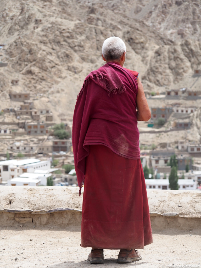 Maitreya Temple in Leh, Ladakh