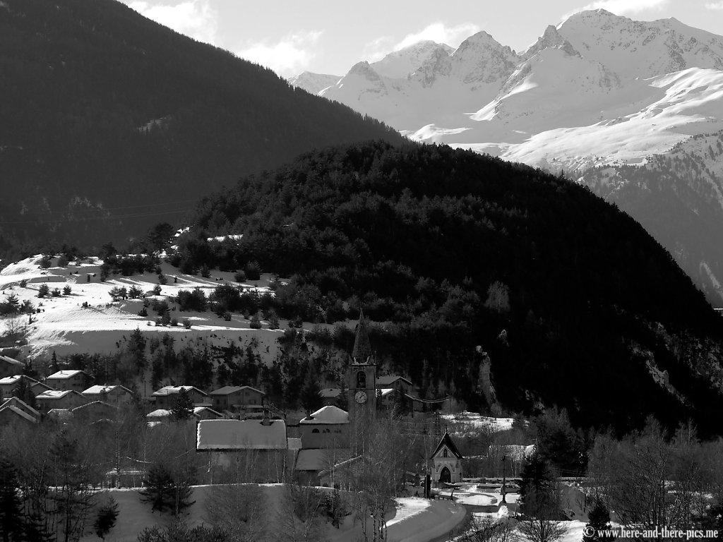 Bramans in Haute-Maurienne