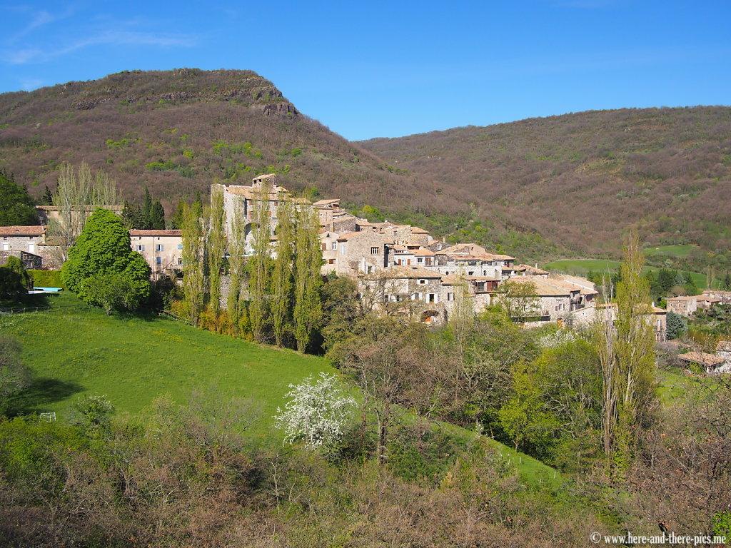 Aubignas in Ardèche